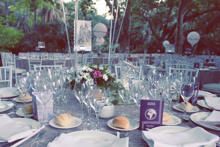 Myseventos boda en la finca de la concepci n m laga for Bodas jardin botanico malaga
