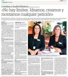 Mys Eventos en La Opinión de Málaga