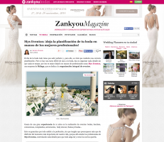 Planificación de bodas – Myseventos en Zankyou.es