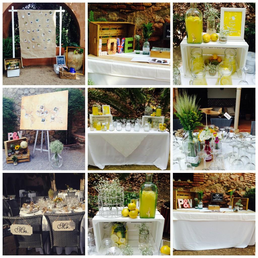 Myseventos boda jard n bot nico de m laga for Jardin botanico de malaga