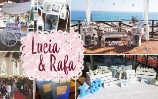La boda de Lucía y Rafa