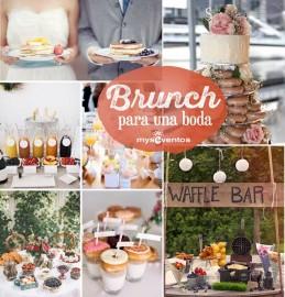 ¿Un brunch para una boda?