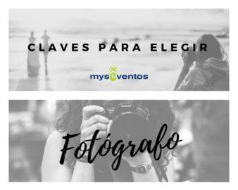 Claves para elegir al fotógrafo de tu boda