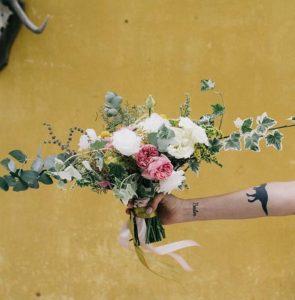 5 tipos de ramos de novia de los que te enamorarás
