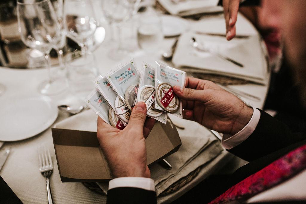 Regalos de bodas para invitados