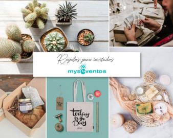 5 ideas originales de regalos de boda para invitados