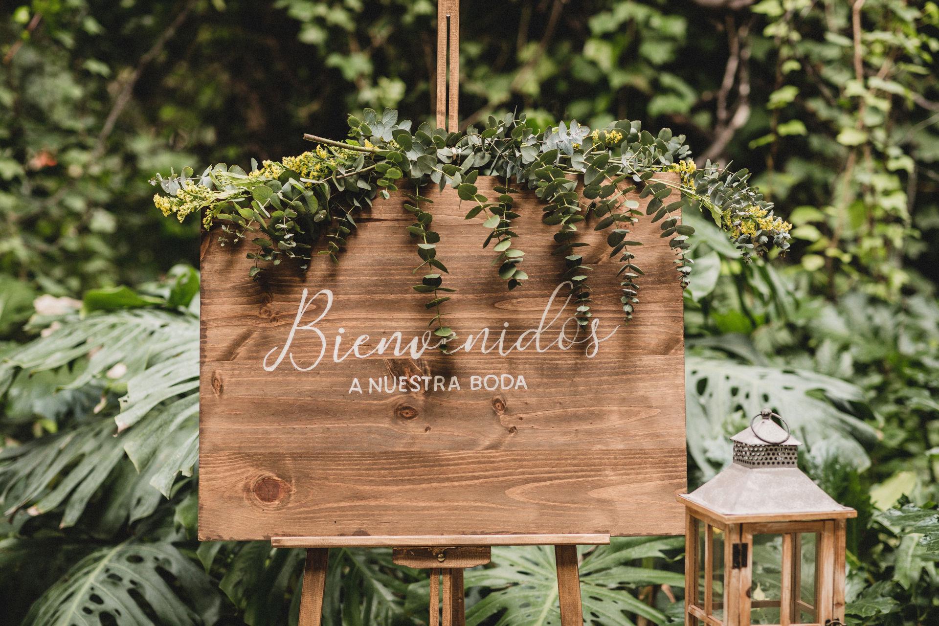 5 estilos para decorar tu boda