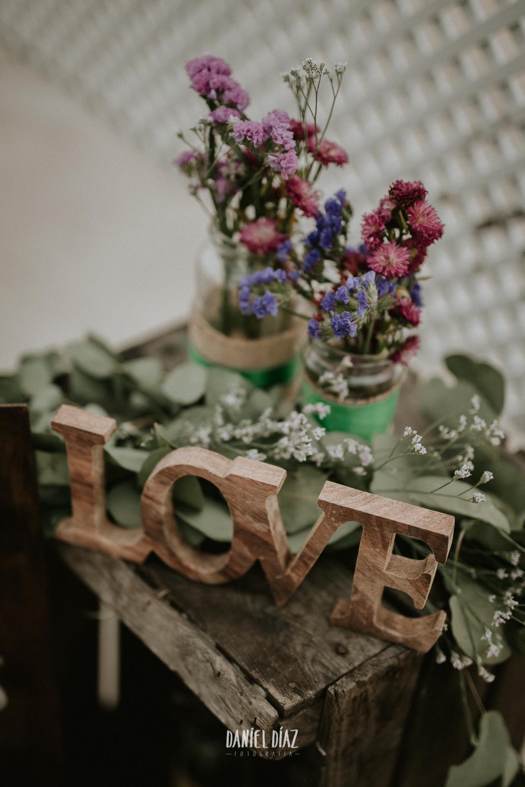 Cómo elegir las flores para tu boda - Daniel Díaz