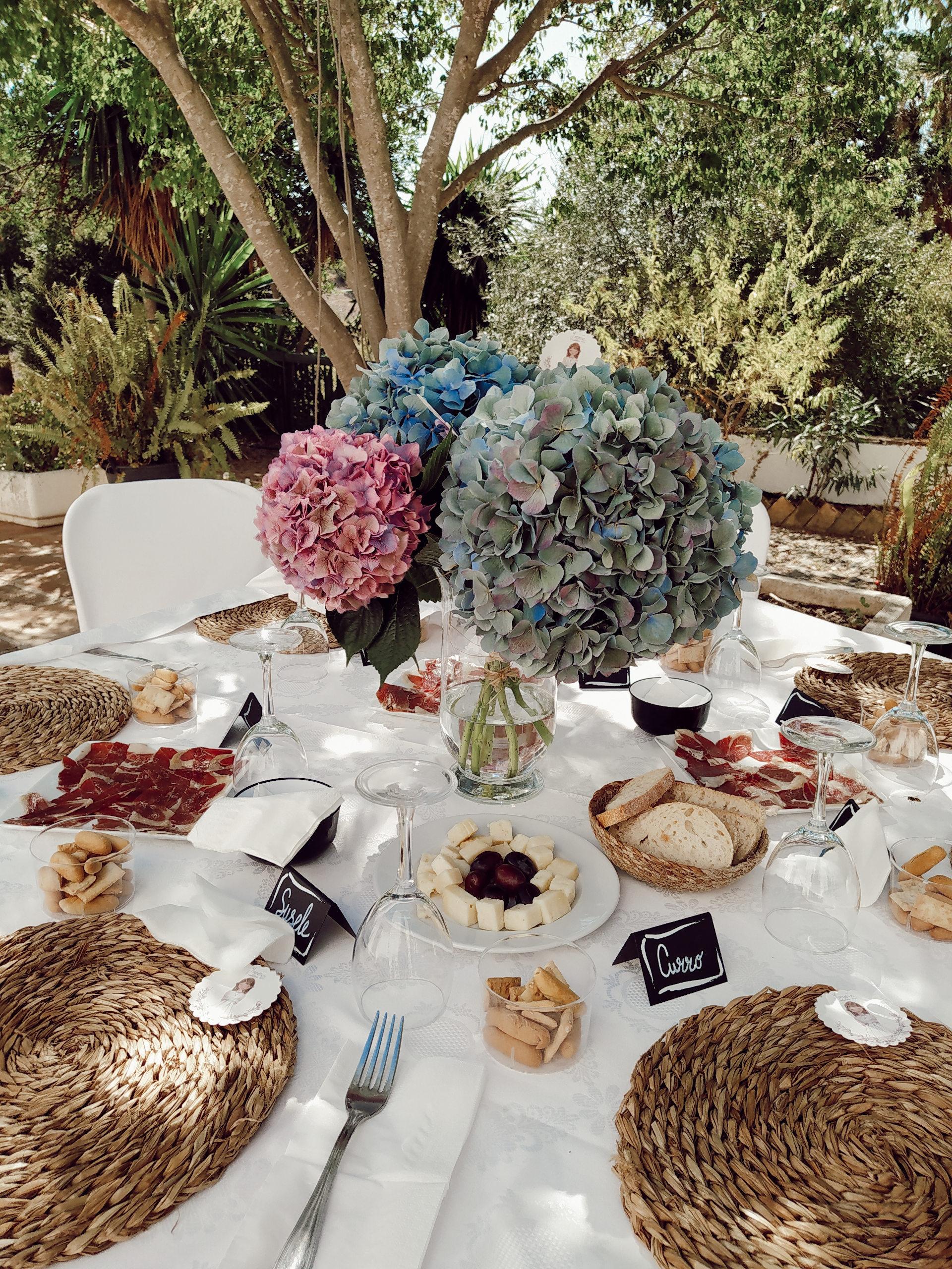 Cómo elegir las flores para tu boda - Hortensias