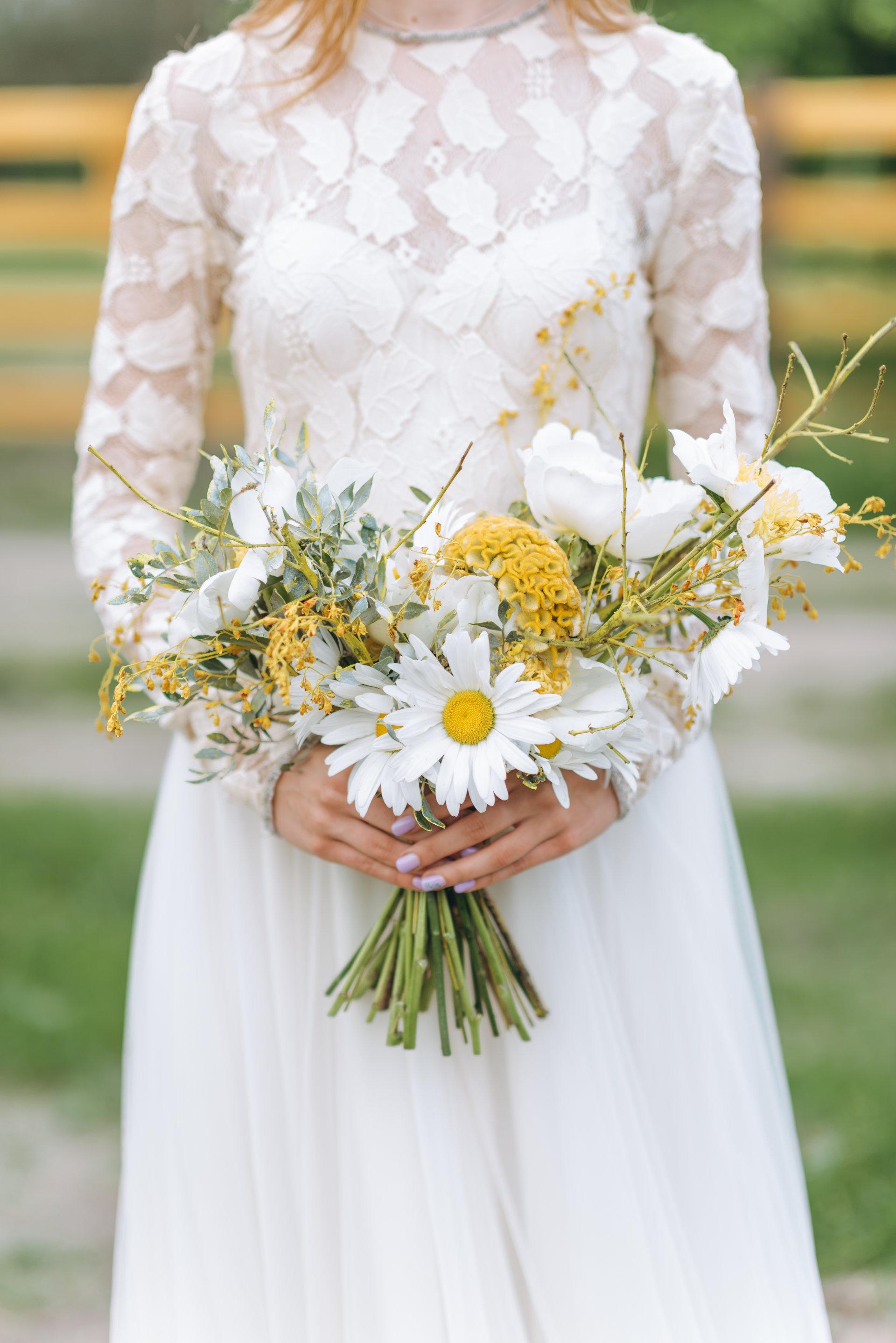 Cómo elegir las flores para tu boda - Ramo de novia