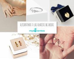 Alternativas a las alianzas de boda