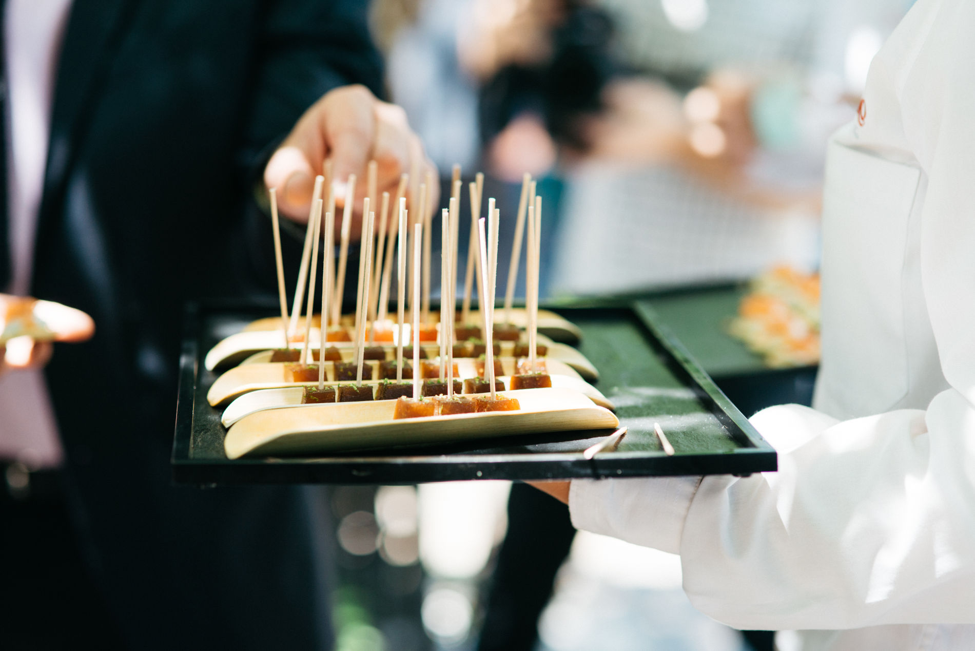 Proveedores esenciales para tu boda - Sitio y catering