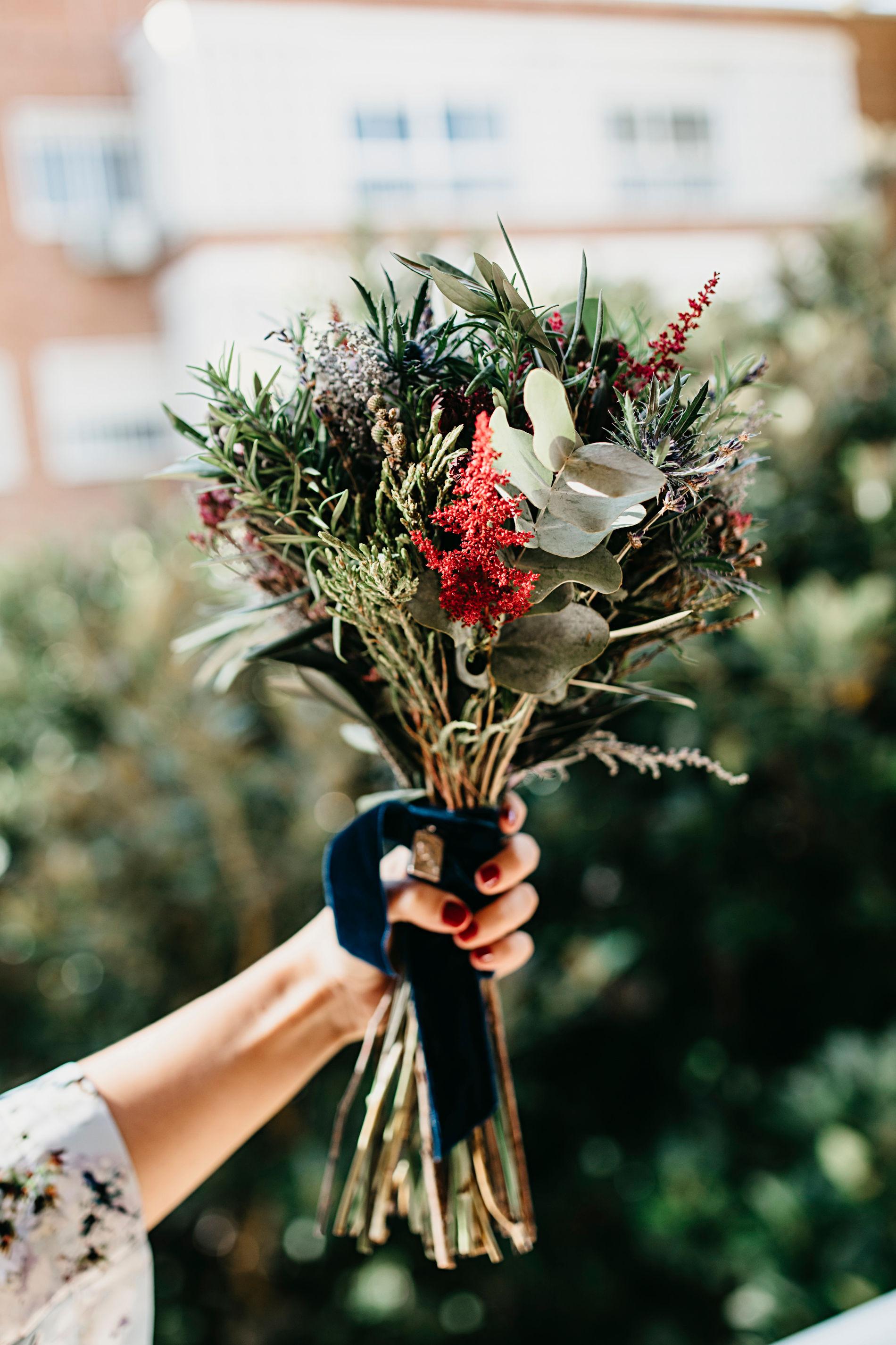 Proveedores esenciales para tu boda - Florista